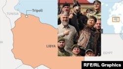 """В Ливии Кадыров почти """"свой"""""""