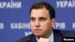 Міністр економічного розвитку Айварас Абромавічус