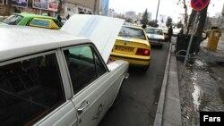 Taksi u Iranu