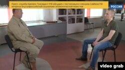 17 серпня телеканал «Россия 24» показав програму, в якій полонений журналіст Станіслав Асєєв нібито підтверджує, що працював на українську розвідку