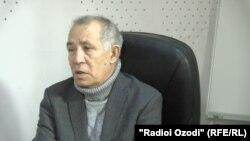 Иброҳим Усмонов, донишманди тоҷик.