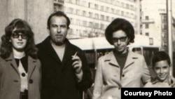 Gheorghe Ursu, disidentul anticomunist ucis de Securitate, alături de familie