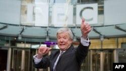 BBC-nin baş direktoru Tony Hall