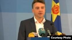 SDSM spokesman Peter Schilegov.