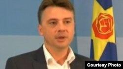 Претседателот на Комисијата Петре Шилегов