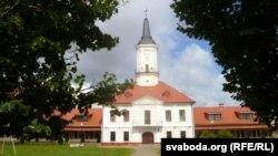 Шклоўская ратуша цяпер