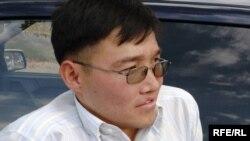 Нышан Данаев, Қанқорған ауылы, Сайрам ауданы, Оңтүстік Қазақстан облысы. 8 қазан 2009 жыл.