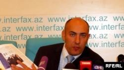 Litvanın Azərbaycandakı səfiri Kestutis Kudzmanas, 5 oktyabr 2007