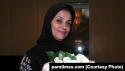 Иранская журналистка Шахла Шеркат