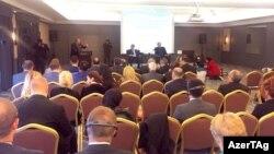Конференция по карабахскому вопросу в Баку, 8 ноября 2016 г.