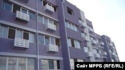 Жилищна сграда, подобрена по Националната програма за енергийна ефективност