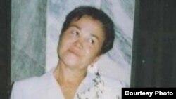 2006 жылы түрмеде қаза тапқан түркімен құқық қорғаушысы Огулсапар Мурадова.