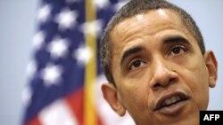 به اعتقاد آقای اوباما ایالات متحده باید دیپلماسی را به عنوان سازوکاری برای دستیابی به اهداف خود در زمینه امنیت ملی به کار بندد. (عکس:Afp)