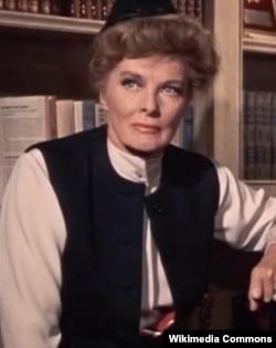 "Catherine Hepburn ona ""Oscar""ı gətirmiş Guess Who's Coming to Dinner (1967) filmində"