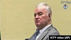 Ratko Mladić. optužen za genocid i ratne zločine