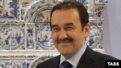 Премьер-министр Казахстана Карим Масимов.