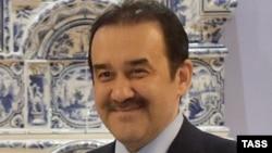 Премьер-министр Кәрім Мәсімов.