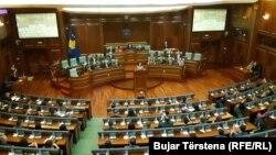Для обрання нового уряду необхідно набрати 61 з-поміж 120 депутатських голосів