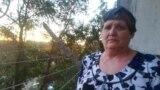 Наталья Уласик Жезқазғандағы үйінде. Маусым, 2019 жыл. Отбасы архивіндегі фото.
