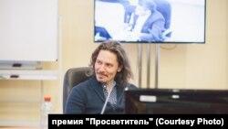 """Александр Гаврилов, член оргкомитета премии """"Просветитель"""""""