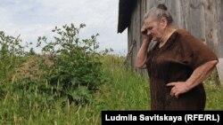 Клавдия Ивановна - последний житель деревни Шуты