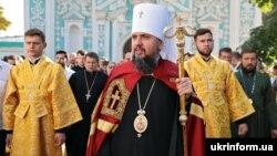 Митрополит Епіфаній додав, що спроби російської влади закрити доступ до собору ПЦУ в Сімферополі, а також зобов'язати громаду знищити храм у Євпаторії – це порушення міжнародних зобов'язань Росії в сфері забезпечення прав людини