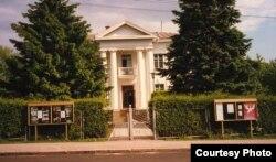 Былы будынак польскай амбасады ў Менску