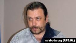 Russian human rights activist Andrej Yurov