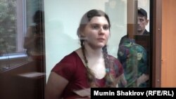 18-летняя Анна Павликова