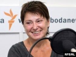 Руководитель фестиваля Нина Зверева