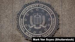Эмблема Федерального бюро расследований США