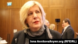 Dunja Mijatovic has previously served as the OSCE's representative on media freedom.