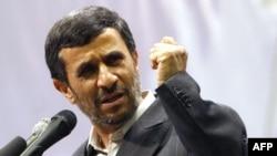 President Mahmud Ahmadinejad's landslide win has been confirmed following a partial recount.