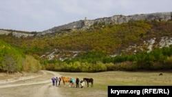 Шульская долина перед монастырем Шулдан
