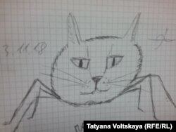 Рисунок Виктора Филинкова
