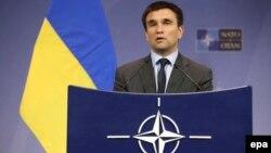 Керівник МЗС України Павло Клімкін на саміті НАТО, Брюссель, 25 червня 2014 року