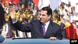Туниснинг иккинчи президенти Зин аль-Абидин бин Али.