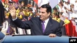 Զին ալ-Աբիդին բեն Ալին Թունիսի նախագահի պաշտոնում, 2006թ․