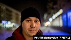 Шахтер Михаил Момот. Воркута, 2 марта 2016 года.