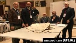 Турция - Выборы Константинопольского патриарха ААЦ, 8 декабря 2019 г.
