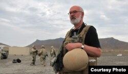 Илья Левин в Афганистане