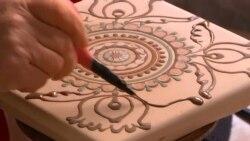 Lviv Keeps The Art Of Stove Tiles Alive