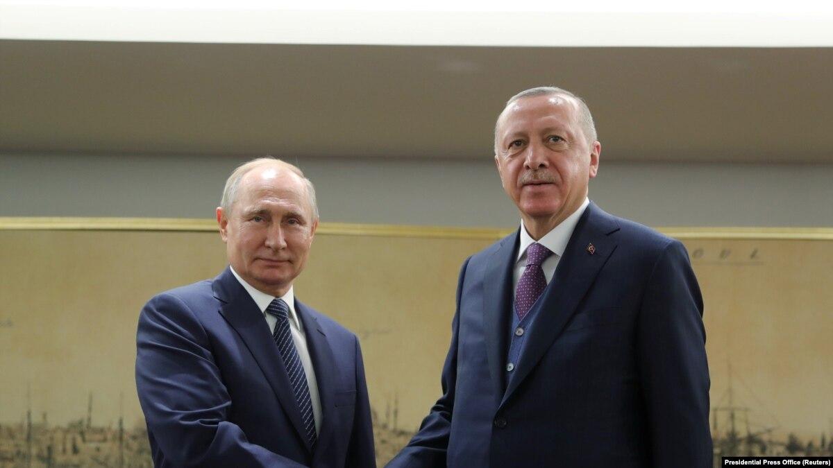 Россия и Турция призывают к перемирию в Ливии с 12 января