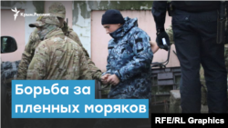 Европейский суд решит судьбу пленных моряков | Крымский вечер