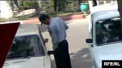 Rüşvət alan polis