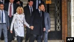 După vot, președintele francez s-a grăbit să aranjeze apele la Bruxelle