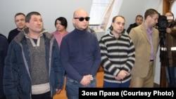 """Экс-сотрудники полиции ОП """"Юдино"""""""