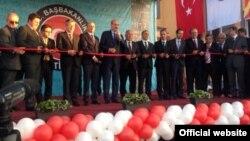 """Пуштено во употреба реновираното основно училиште """"Мустафа Кемал Ататурк"""" во Општина Пластиница."""