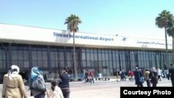 هواپیمای نروژی در شیراز زمینگیر شده بود.