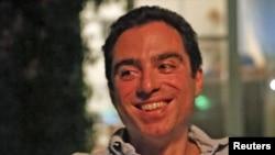 Siamak Namazi në një fotografi të vitit 2012